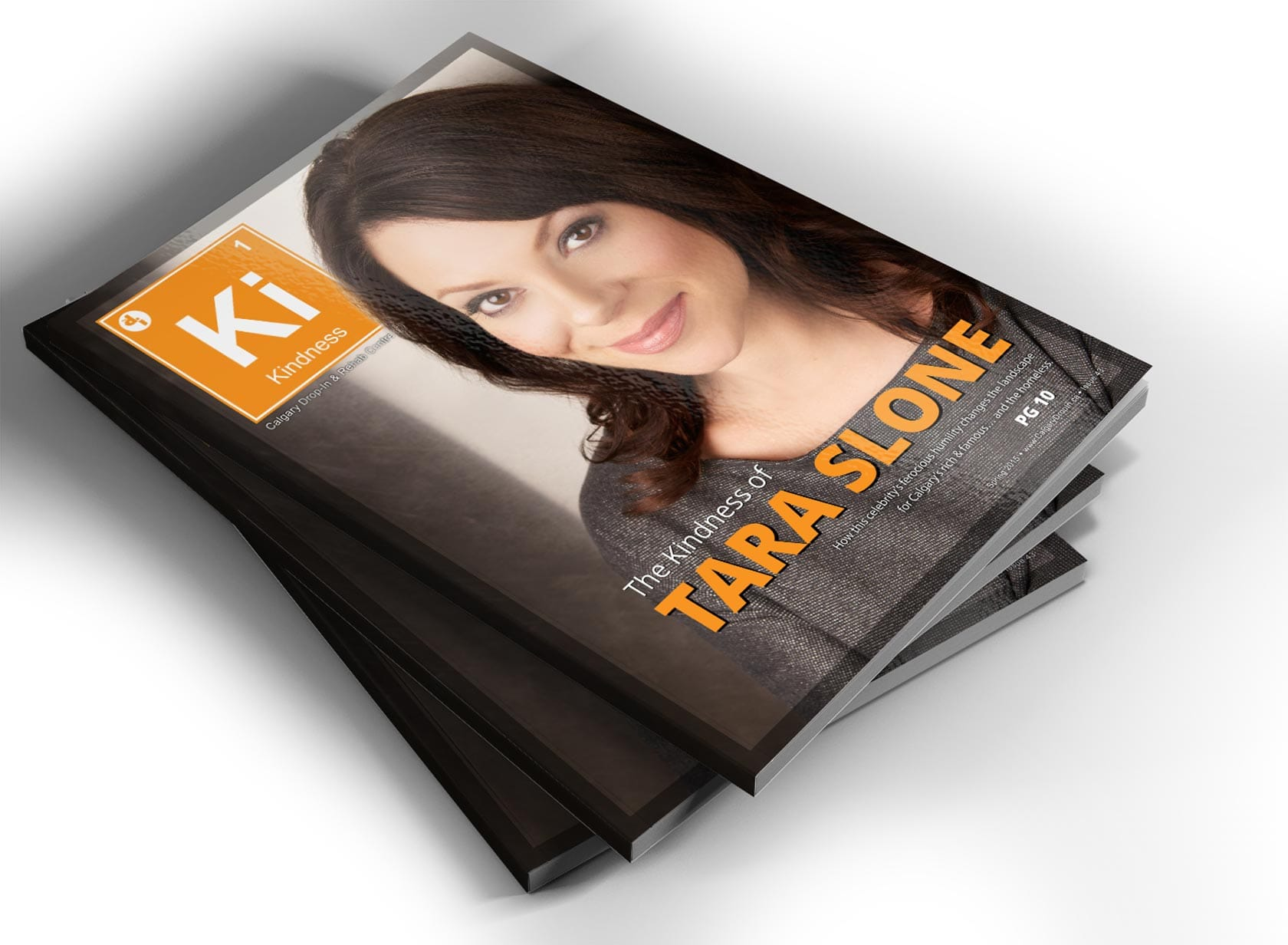 KM Project Image 02 - Newsletter Redesign - Magazine Cover
